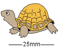 Tortoise Badge
